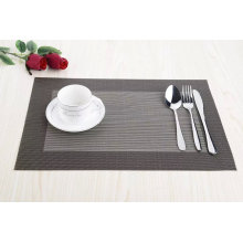 High Quality Cheap Eco-Friendly Material PVC Woven Placemat